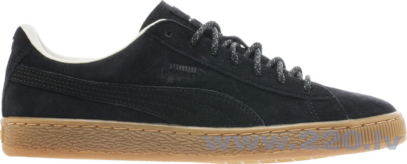 Puma Apavi Basket Classic Winterized T Black