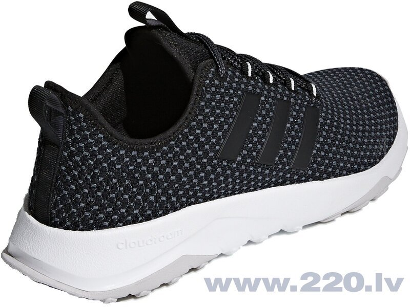 Adidas Apavi Cloudfoam Superflex TR Black Grey internetā
