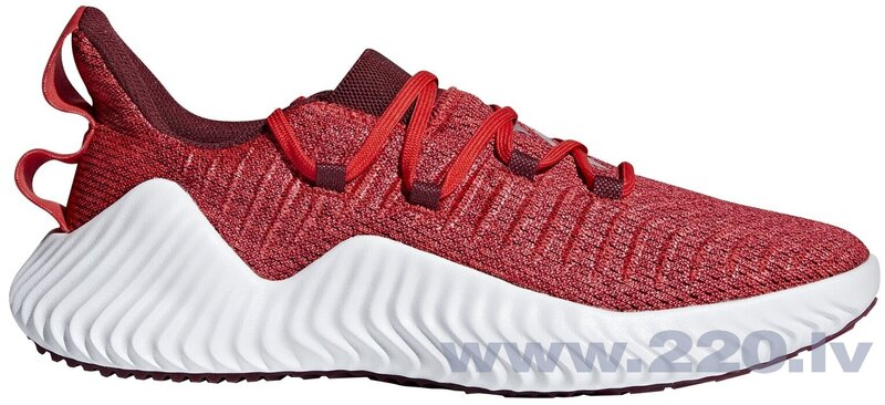 Adidas Apavi AlphaBounce Trainer Red