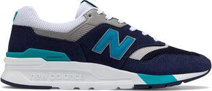 New Balance Apavi CM997HV1 Lifestyle Blue cena un informācija | New Balance Apavi CM997HV1 Lifestyle Blue | 220.lv