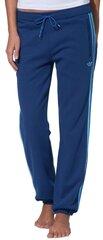Adidas Originals Bikses FLEECE CUFFEDP Blue cena un informācija | Sporta apģērbs sievietēm | 220.lv