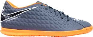 Nike Apavi Phantomx 3 Club IC Grey Orange cena un informācija | Nike Apavi Phantomx 3 Club IC Grey Orange | 220.lv