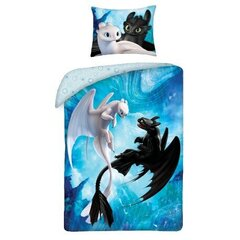 Комплект детского постельного белья Dragon 140x200 см, из 2-х частей цена и информация | Детское постельное бельё | 220.lv