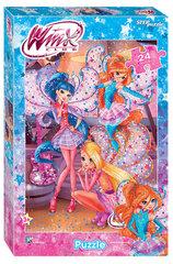 "Puzle Step Puzzle maxi 24 ""Winx"" cena un informācija   Puzle Step Puzzle maxi 24 ""Winx""   220.lv"