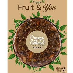 Augļu pīrāgs Fruit & You ar apelsīniem un vīģēm 200 g, Spānija cena un informācija | Augļu pīrāgs Fruit & You ar apelsīniem un vīģēm 200 g, Spānija | 220.lv