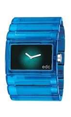 Pulkstenis edc by esprit Jazzy Crossover Cool Turquoise