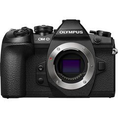 Olympus OM-D E-M1 Mark II Body (Black) cena un informācija | Olympus OM-D E-M1 Mark II Body (Black) | 220.lv