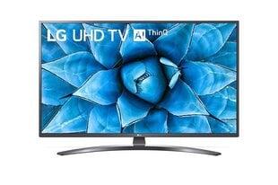 LG 50UN74003LB cena un informācija | Televizori | 220.lv