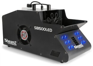 Dūmu un burbuļmašīnu RGB gaismas diodes Beamz SB1500LED cena un informācija | Dūmu un burbuļmašīnu RGB gaismas diodes Beamz SB1500LED | 220.lv