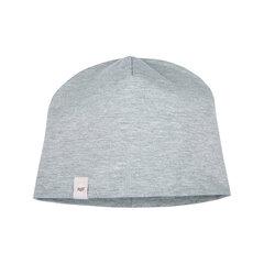 Cepure ar flīsa oderi JOSS, gaiši pelēka cena un informācija | Sieviešu cepures | 220.lv