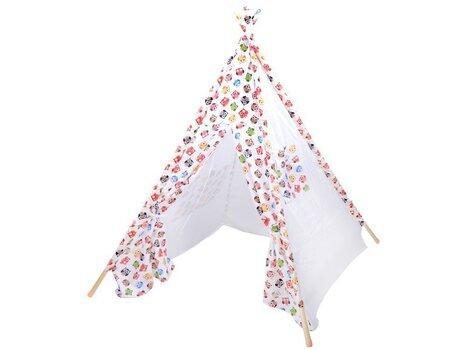 Bērnu telts Baby's Paradise, dažādas krāsas, 145x110 cm cena un informācija | Bērnu rotaļu laukumi un mājiņas | 220.lv