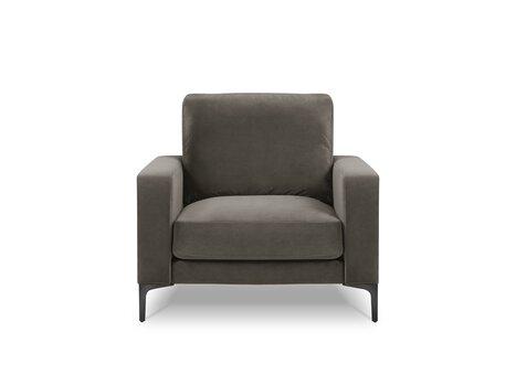 Krēsls Kooko Home Harmony, pelēks cena un informācija | Atpūtas krēsli | 220.lv