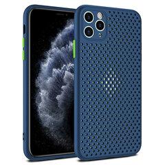Breath vāciņš priekš iPhone 12 / 12 Pro, zils cena un informācija | Maciņi, somiņas | 220.lv
