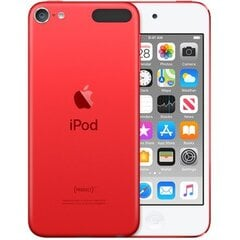 MP3 плейер iPod touch 32GB, PRODUCT(RED) цена и информация | MP3 плейер iPod touch 32GB, PRODUCT(RED) | 220.lv