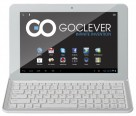 "Planšetdators GOCLEVER TAB R105BK 10.1"" White + Bluetooth keyboard"