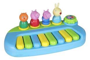 Игрушечное пианино Свинка Пеппа (Peppa Pig) цена и информация | Развивающие игрушки | 220.lv