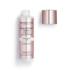 Sejas toniks Revolution Skincare Hyaluronic Tonic, 200 ml cena un informācija | Sejas ādas kopšana | 220.lv