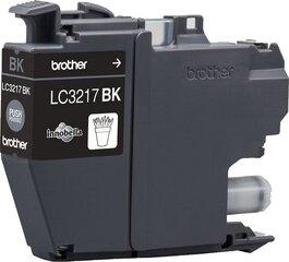 Brother LC3217BK цена и информация | Картриджи для струйных принтеров | 220.lv
