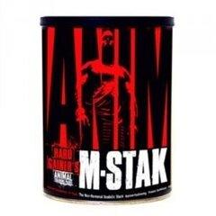 uztura bagātinātājs Universal Nutrition ANIMAL M-STAK 21 pak. cena un informācija | Testosterona veicinātāji | 220.lv