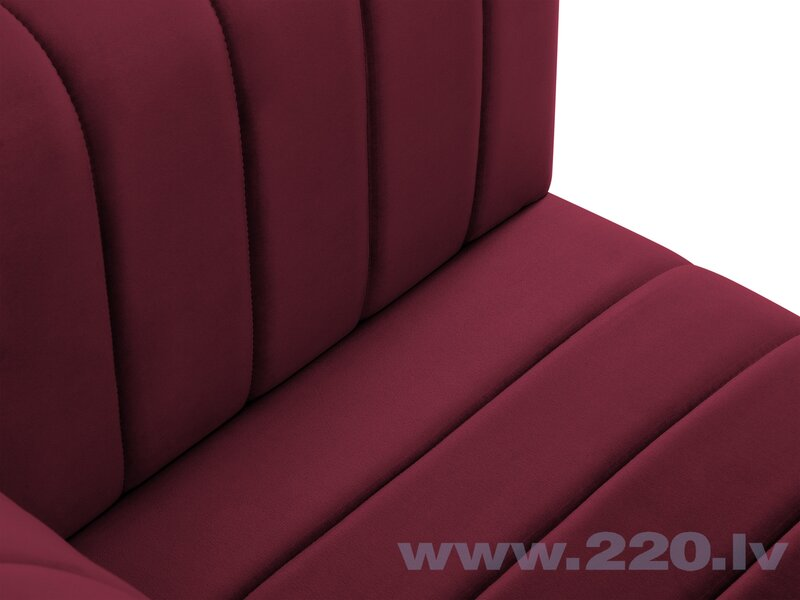 Krēsls Kooko Home Tutti, sarkans atsauksme