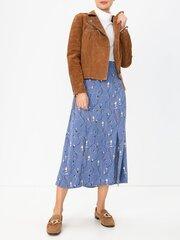 Sieviešu svārki Vero Moda 10225661, zili cena un informācija | Svārki | 220.lv