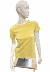 T-krekls sievietēm CREW WNE100, dzeltens cena un informācija | T-krekli sievietēm | 220.lv