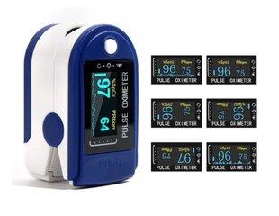 Пульсоксиметр Oximeter LK88 цена и информация | Пульсоксиметр Oximeter LK88 | 220.lv