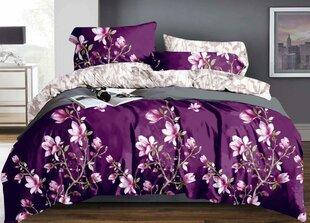 Divpusējs gultas veļas komplekts 180x200, 3 daļas cena un informācija | Gultas veļas komplekti | 220.lv