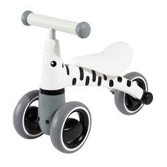 Smiki balansa velosipēds-trīsritenis Zebra цена и информация | Smiki balansa velosipēds-trīsritenis Zebra | 220.lv