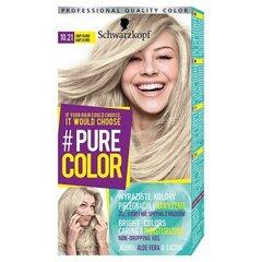 Matu krāsa Schwarzkopf Pure Color, 10.21, Baby Blond cena un informācija | Matu krāsa Schwarzkopf Pure Color, 10.21, Baby Blond | 220.lv