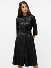 Sieviešu kleita KMX 91556/15703/1A, melna cena un informācija | Sieviešu kleita KMX 91556/15703/1A, melna | 220.lv