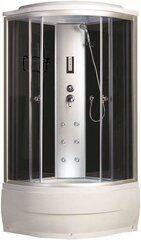 Masāžas kabīne 8001-100 cena un informācija | Hidromasāžas dušas kabīnes | 220.lv