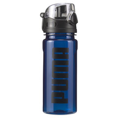 Pudele Puma TR Sportstyle 600 ml, zila cena un informācija | Ūdens pudeles | 220.lv