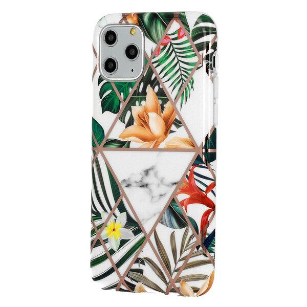 Telefona vāciņš Cosmo Marble priekš Xiaomi Redmi 9C, D5 cena