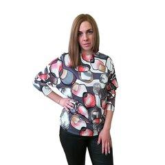 Džemperis BRANCHESS, raibs cena un informācija | Džemperi sievietēm | 220.lv