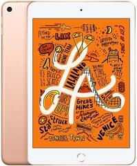 Apple iPad Mini 5 64GB Wi-Fi + 4G Gold cena un informācija | Planšetdatori | 220.lv