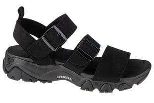 Sandales sievietēm Skechers D'Lites 2.0 Cool-Cosmos 32998-BBK, melnas cena un informācija | Sandales sievietēm Skechers D'Lites 2.0 Cool-Cosmos 32998-BBK, melnas | 220.lv