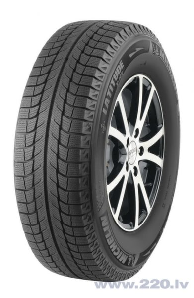 Michelin LATITUDE X-ICE XI2 235/60R18 107 T