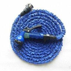 Шланг растяжной для полива (до 60 м.) цена и информация | Оборудование для полива | 220.lv