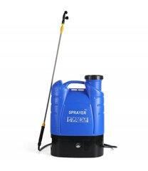 Akumulatora dārza smidzinātājs 16L cena un informācija | Laistīšanas sistēmas | 220.lv