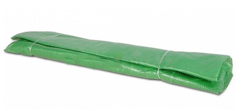 Aizsargājošā plēve siltumnīcām 200x400 cm, zaļa cena un informācija | Siltumnīcas | 220.lv
