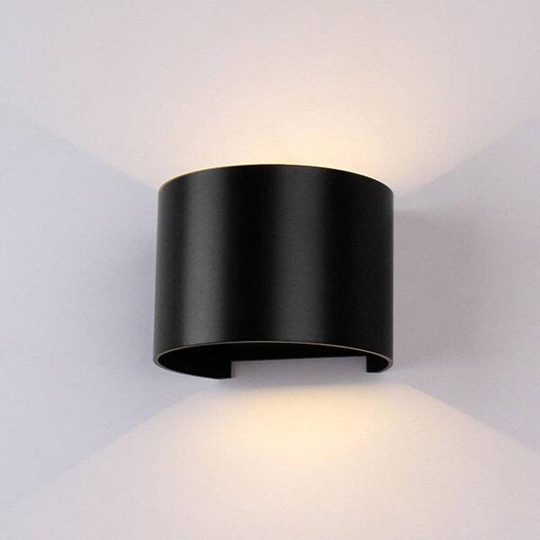 Āra sienas LED lampa Universo 12W IP65 cena