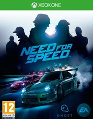 Xbox One Need for Speed cena un informācija | Xbox One Need for Speed | 220.lv