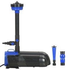 vidaXL strūklaku sūknis, 85 W, 3000 L/h cena un informācija | Dārza sūkņi | 220.lv
