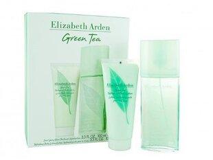 Komplekts Elizabeth Arden Green Tea: edp 100 ml + ķermeņa losjons 100 ml
