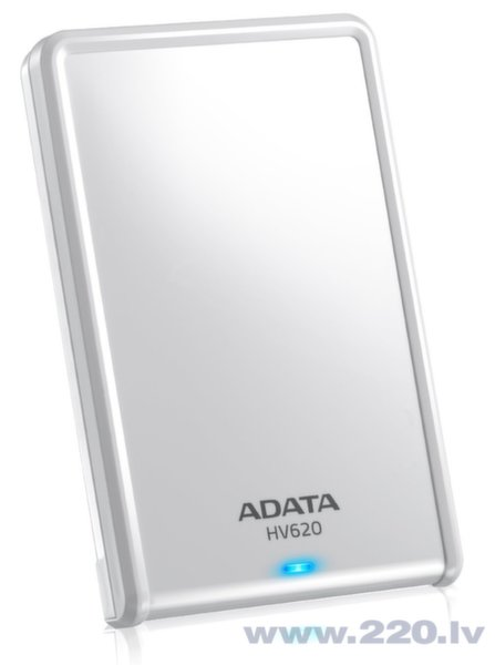 A-data HV620 1TB Slim White