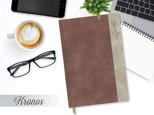 Деловая записная книга Kronos B5, в линейку цена и информация | Календари, ежедневники | 220.lv