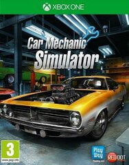 Xbox One Car Mechanic Simulator cena un informācija | Xbox One Car Mechanic Simulator | 220.lv