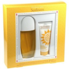 Комплект Elizabeth Arden Sunflowers: edt 100 ml + лосьен для тела 100 ml