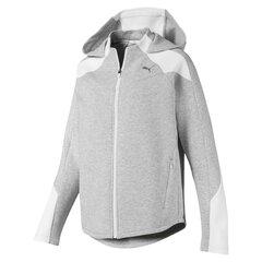 Sieviešu džemperis Puma Evostripe FZ Hoody 58006004, pelēks cena un informācija | Jakas sievietēm | 220.lv